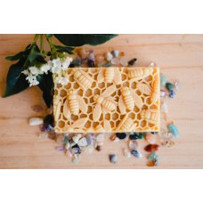 Natural Soap With Honey And Beeswax