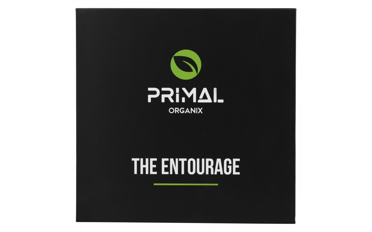 PODCAST EPISODE 6 - PRIMAL ORGANIX WITH MARK AND FRANK